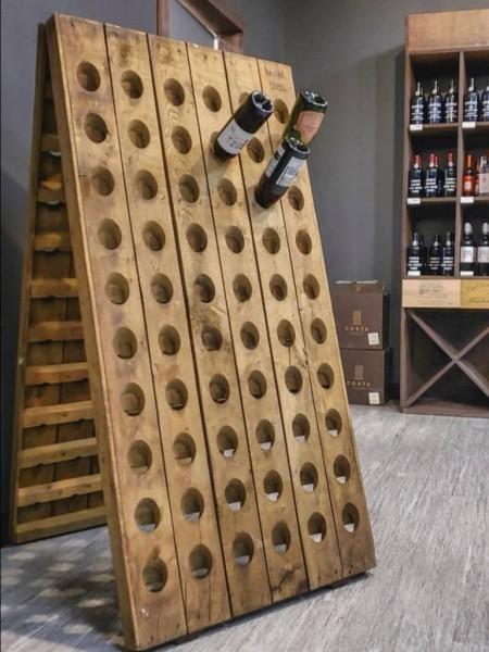 120er Champagner Rüttelpult - der historische Aufsteller für das besondere Ambiente