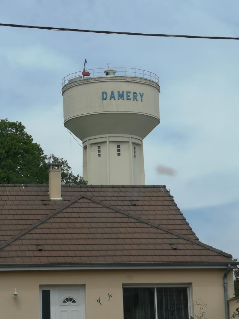 Wasserturm-Damery